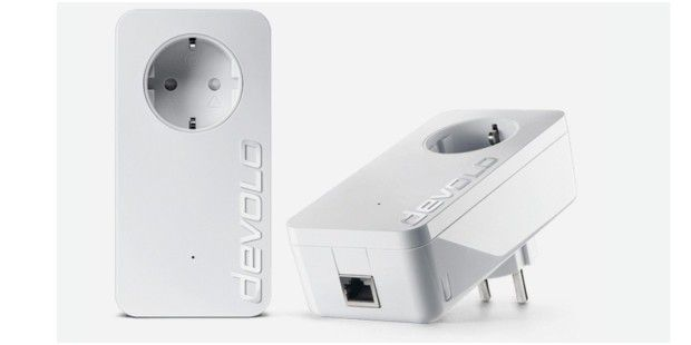 Powerline-Adapter im Test: Devolo dLAN 1200+