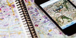 iPhone: Navigation mit Karten-App