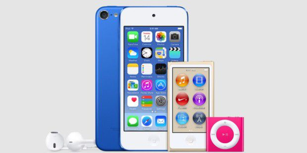 iPod Touch Familie