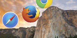 Der beste Mac-Browser: Safari, Chrome, Firefox?