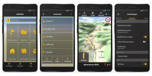 Navigon-Update für iOS und Android