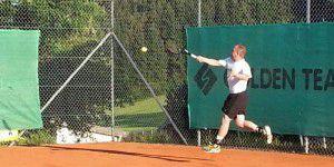 Cleveres Schwung-Analyse-Set für Tennis-Spieler
