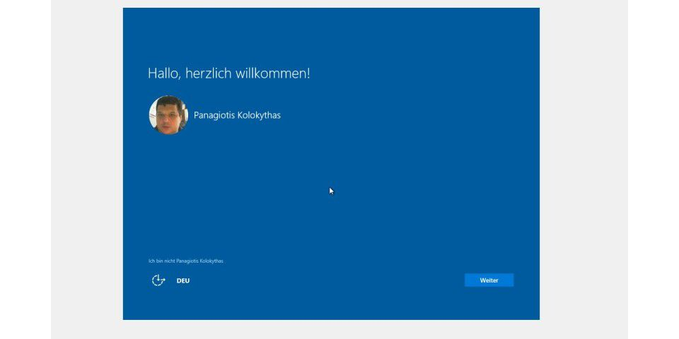 Windows 10 Build 10240 - Impressionen