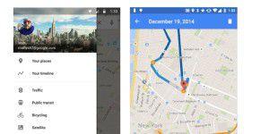 Google Maps: Neue Funktion zeigt, wo Sie schon waren