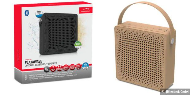 Bluetooth Speaker Playawave