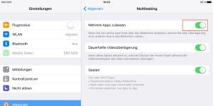 Neue Funktionen in iOS 9