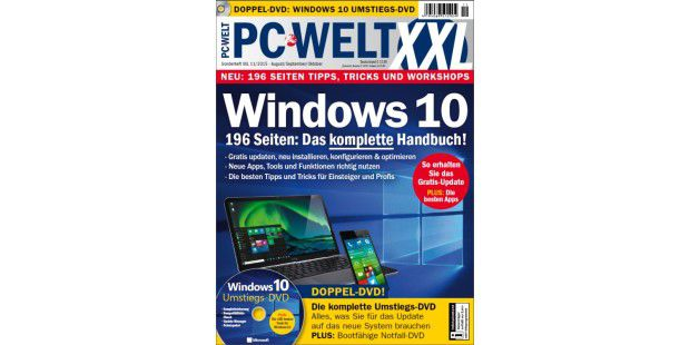PC-WELT XXL Windows 10