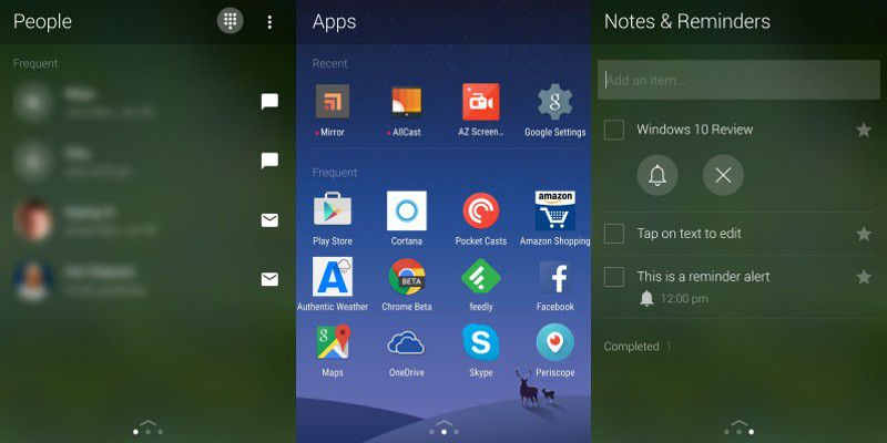 microsoft launcher how to continue on pc