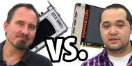 Video: Geforce GTX 980 Ti vs. AMD R9 Fury X
