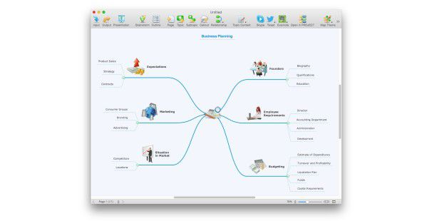 Test ConceptDraw Office 3