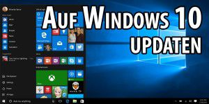 Video: Auf Windows 10 upgraden - so geht's
