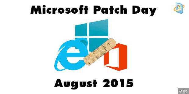 Patch Day August mit 14 Security Bulletins
