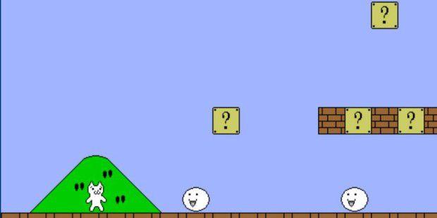 Cat Mario Online