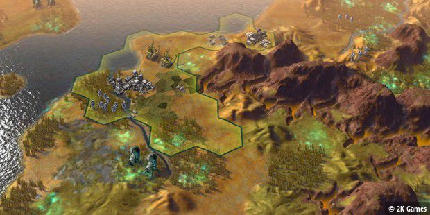 Civilization: Beyond Earth am Wochenende gratis auf Steam