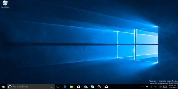 Windows 10 Build 10525 geht an die Tester