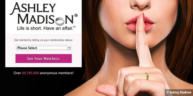 Nutzer klagen gegen Ashley Madison