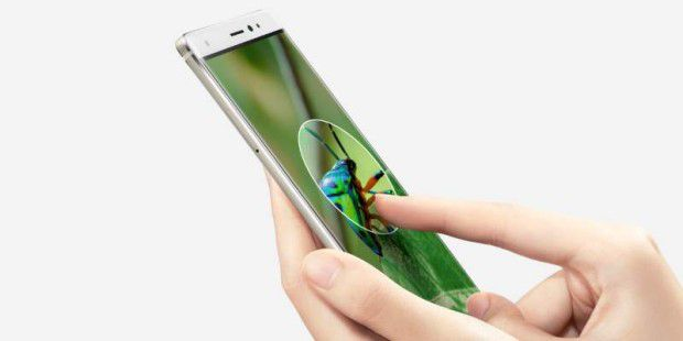Huawei Mate S: Android-Smartphone mit Force-Touch