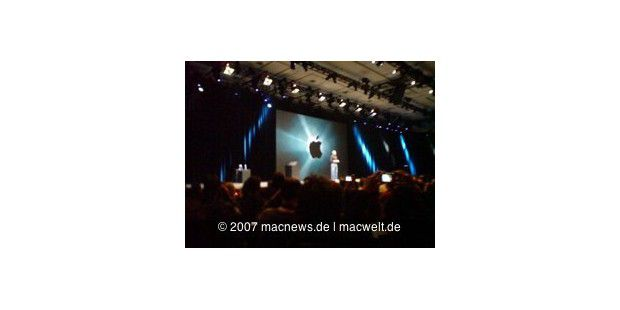 Macworld Expo: Protokoll der Jobs-Keynote