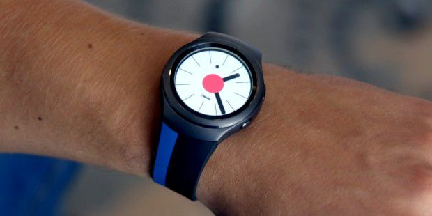 Video: Samsung Gear S2 - Hands-on / Erster Test