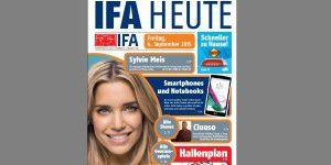 IFA HEUTE 2015