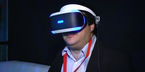 Video: Sony's VR-Brille Project Morpheus ausprobiert