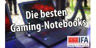 Video: Die besten Gaming-Notebooks der IFA 2015