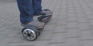Video: Mini-Segway - Oxboard ausprobiert