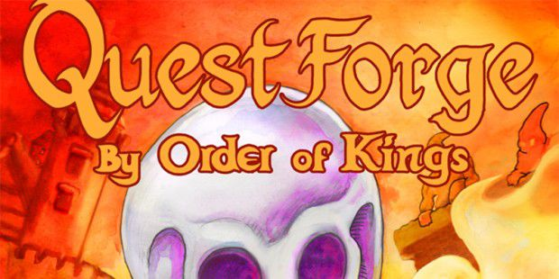 Quest Forge: By Order Of Kings kostet rund 35 US-Dollar