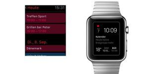 Gesten in Watch OS 2