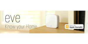Elgato Eve: Home-Automation-System mit HomeKit