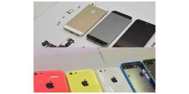 iPhone 5S: Warten auf den 10. September