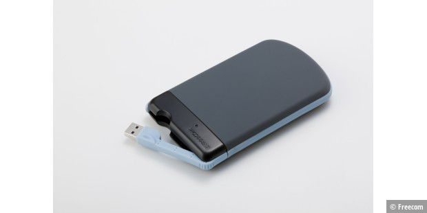 Test: Freecom Toughdrive SSD
