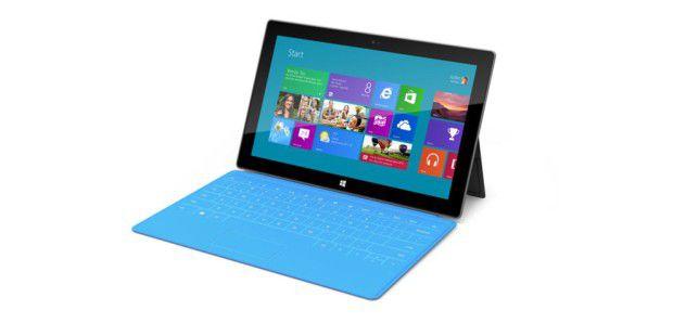 Microsofts Surface Pro soll im Januar 2013 erscheinen