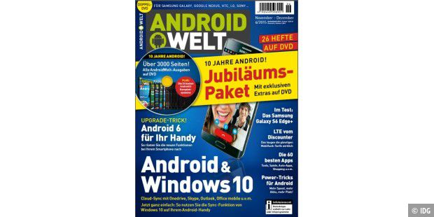 AndroidWelt 6/2015