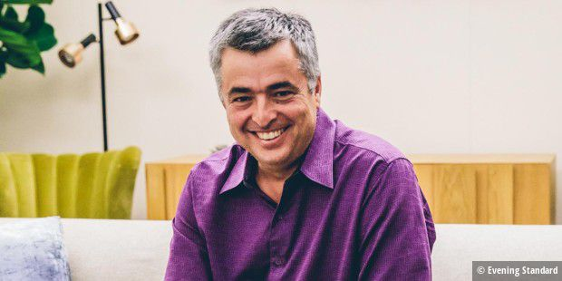 Eddy Cue im Evening-Standard-Interview.