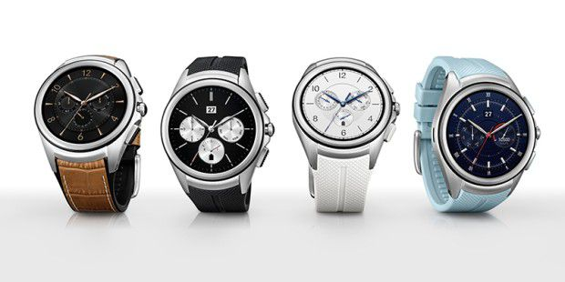 LG Watch Urbane 2nd Edition mit LTE