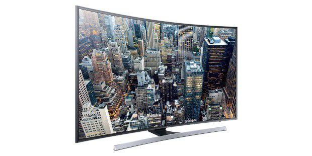 Samsung Curved UHD TV JU7590