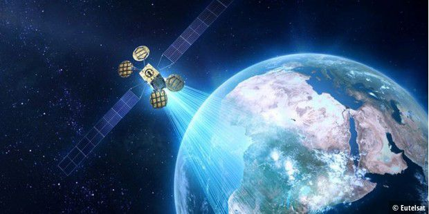Facebook will Afrika per Satellit ans Internet anbinden.