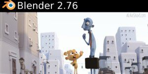 Blender 2.76 mit besserer Performance