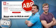 Video: Bild sperrt Adblocker | Geek bastelt Thor-Hammer