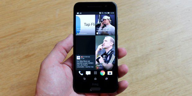 HTC One A9: 5 Zoll Display