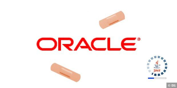 Oracle Patch Day mit Java-Update