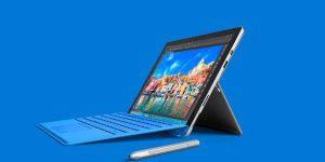 Microsoft zahlt Prämie für Surface Pro 4