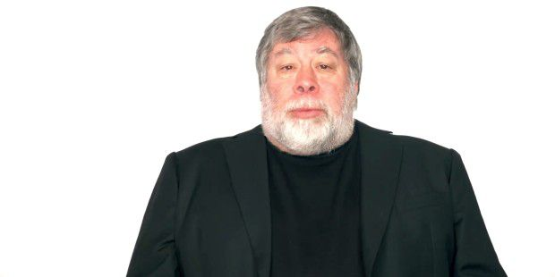 Apple-Mitgründer Steve Wozniak im Interview