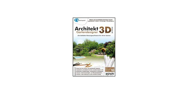 Architekt 3d x8 gartendesigner pc welt for Architekt gartendesigner 3d