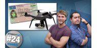 Drohnen-Führerschein | 50.000-Euro-Kopfhörer