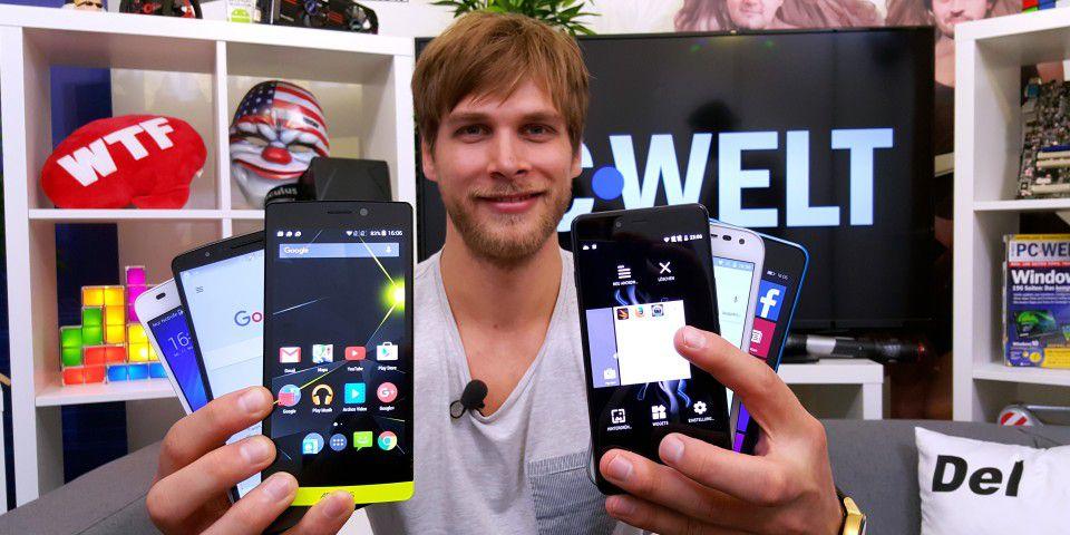 Video die besten smartphones unter 300 euro pc welt for Ohrensessel unter 300 euro