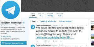 Telegram Messenger sperrt IS-Propagandakanäle