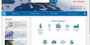 Europäisches Datenportal gestartet