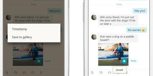 Skype-App für Android bekommt neue Funktionen